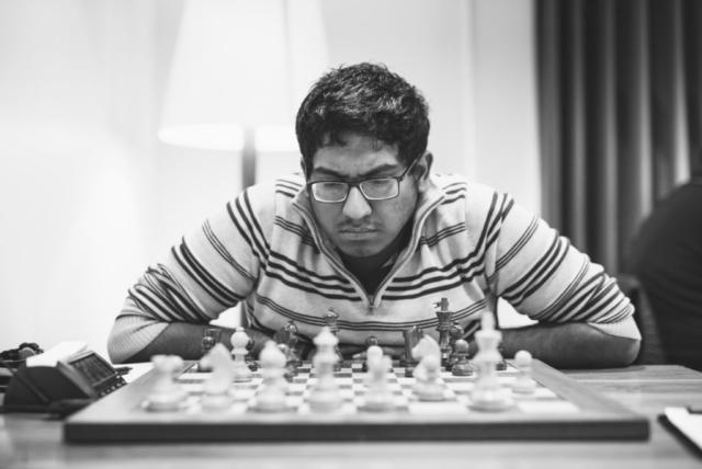 Priyadharshan chess